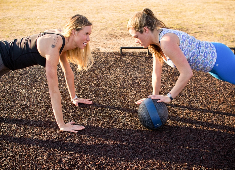 Personal Training One-On-One